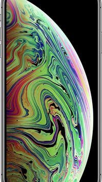 Apple iPhone XS (64GB Space Grey Used Grade A) at £49.00 on Red (24 Month(s) contract) with UNLIMITED mins; UNLIMITED texts; 24000MB of 5G data. £63.00 a month.