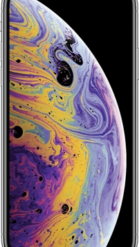Apple iPhone XS Max (64GB Silver Used Grade A) at £79.00 on Red (24 Month(s) contract) with UNLIMITED mins; UNLIMITED texts; 24000MB of 5G data. £67.00 a month.