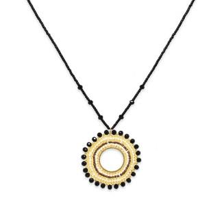 Boho Betty Khione Beaded Necklace