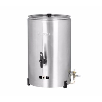Burco Deluxe 20L Propane Gas Water Boiler - Stainless Steel
