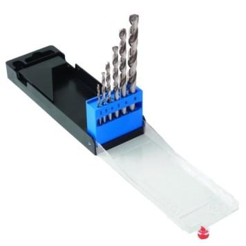 C.K Tools HSS Split Point Drill Bit - Set of 6