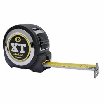 C.K Tools XT Professional Heavy Duty Double Sided Tape Measure - 5 metre-25mm blade