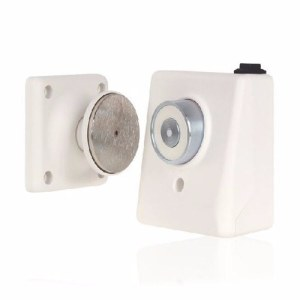 ESP Fire Alarm Magnetic Door Holder With Wall Keeper Plate