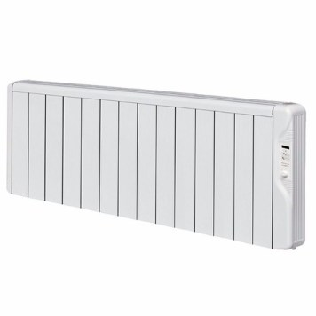 Elnur 2kW 24 Hour Digital 14 Module Oil Free Thermal Electric Panel Radiator Heater