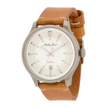 Mathey-Tissot Gent's Lord Limited Edition M1-11 Incabloc Watch with Genuine Oiled Leather Strap and Accessories (1-20)