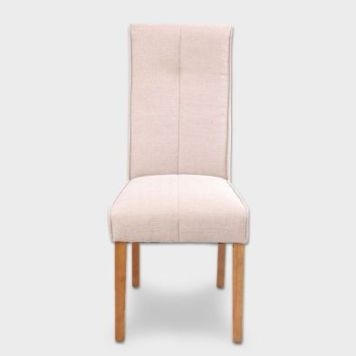 Milan Dining Chair Cream