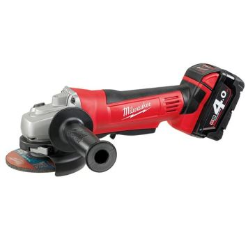 Milwaukee Power Tools HD18 AG-0 Angle Grinder 115mm 18V Bare Unit