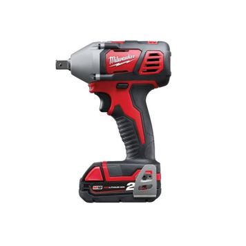 Milwaukee Power Tools M18 BIW12-0 Compact 1/2in Impact Wrench 18V Bare Unit