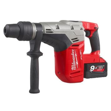 Milwaukee Power Tools M18 CHM-902C FUEL™ Cordless SDS Max Hammer 18V 2 x 9.0Ah Li-ion