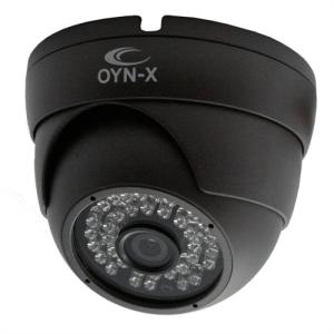 OYN-X Fixed AHD CCTV Dome Camera - Grey