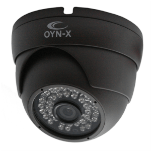 OYN-X Fixed TVI CCTV Dome Camera - Grey
