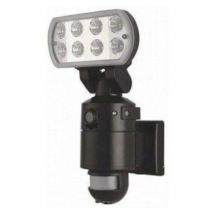 OYN-X Gatekeeper LED Security Floodlight with CCTV Camera