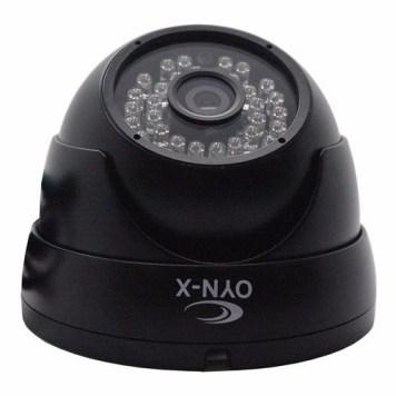 OYN-X Varifocal Analogue CCTV Dome Camera - Black