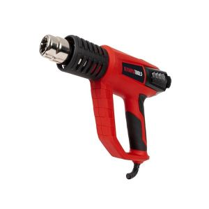 Olympia Power Tools Heat Gun with Accessories 2000W 240V