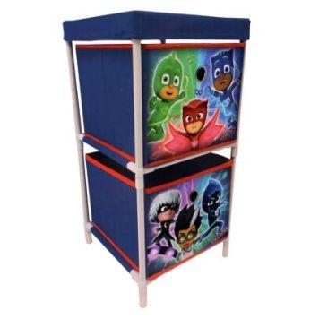 PJ Masks 2 Drawer Cabinet
