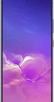 Samsung Galaxy S10 Lite (128GB Prism Black Used Grade A) at £19.00 on Unlimited with Entertainment (24 Month(s) contract) with UNLIMITED mins; UNLIMITED texts; UNLIMITEDMB of 5G data. £53.00 a month.