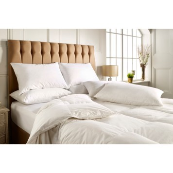 Scandinavian Feather Co Luxury 10.5 Tog Duck Feather & Down Duvet (Single)