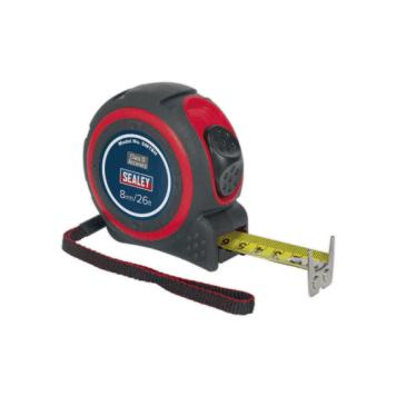 Sealey 8m Heavy Duty Measuring Tape