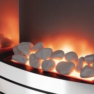 Warmlite York Fireplace Suite - Oak