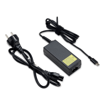 Acer 45W Type-C Adapter, EU Powercord
