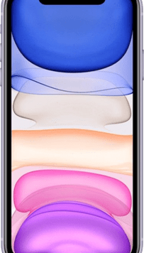 Apple iPhone 11 (128GB Purple) at £19.00 on Red (24 Month(s) contract) with UNLIMITED mins; UNLIMITED texts; 24000MB of 5G data. £59.00 a month.