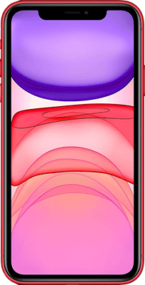 Apple iPhone 11 (64GB (PRODUCT) RED) at £29.00 on Unlimited Max with Entertainment (24 Month(s) contract) with UNLIMITED mins; UNLIMITED texts; UNLIMITEDMB of 5G data. £74.00 a month.