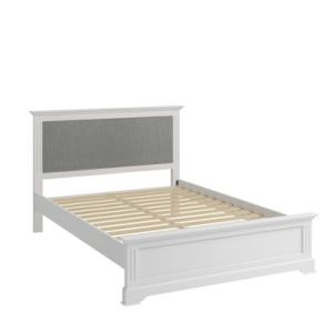 Banbury 4ft 6in Double Bed Frame White