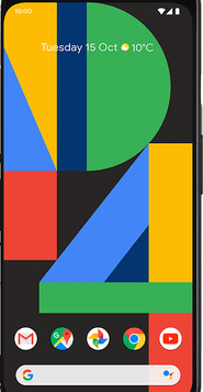 Google Pixel 4 (64GB Clearly White) at £29.00 on Red with Entertainment (24 Month(s) contract) with UNLIMITED mins; UNLIMITED texts; 6000MB of 5G data. £41.00 a month.