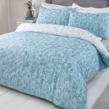 Hamilton McBride Meadow Single Duvet Cover Blue