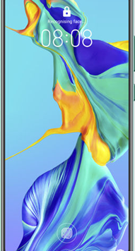 Huawei P30 Pro (128GB Aurora Blue) at £19.00 on Unlimited (24 Month(s) contract) with UNLIMITED mins; UNLIMITED texts; UNLIMITEDMB of 5G data. £46.00 a month.