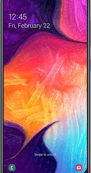 Samsung Galaxy A50 (128GB Black Used Grade A) at £9.00 on Unlimited with Entertainment (24 Month(s) contract) with UNLIMITED mins; UNLIMITED texts; UNLIMITEDMB of 5G data. £45.00 a month.