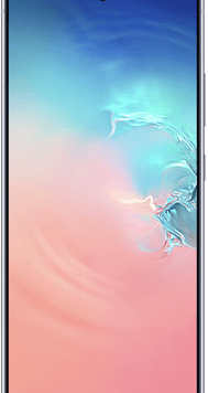 Samsung Galaxy S10 Lite (128GB Prism White) at £19.00 on Unlimited (24 Month(s) contract) with UNLIMITED mins; UNLIMITED texts; UNLIMITEDMB of 5G data. £54.00 a month.