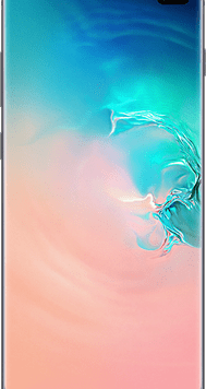 Samsung Galaxy S10 Plus (128GB Prism White) at £49.00 on Red with Entertainment (24 Month(s) contract) with UNLIMITED mins; UNLIMITED texts; 6000MB of 5G data. £49.00 a month.