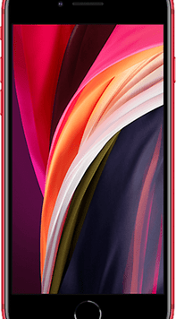 Apple iPhone SE (2020) (128GB (PRODUCT) RED) at £99.00 on Red (24 Month(s) contract) with UNLIMITED mins; UNLIMITED texts; 2000MB of 4G data. £34.00 a month.