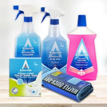 Bathroom Cleaning Bundle
