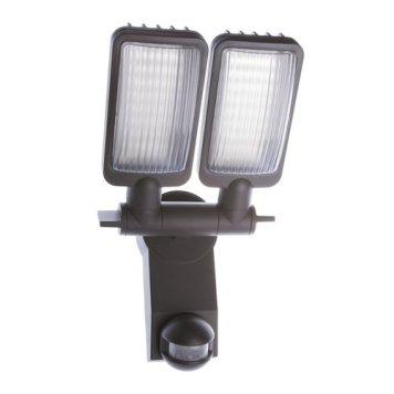 Brennenstuhl 31W DUO LED Zone Lighting with PIR