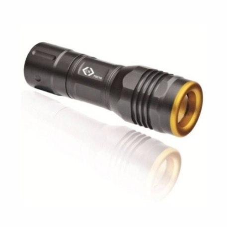C.K Tools 120 Lumen Bright IP64 Rated Large LED Hand Torch Flashlight