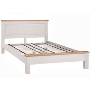 Country Cottage Oak Double Bed