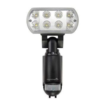 ESP NightHawk 12W Low Energy High Intensity LED Security Flood Light with PIR