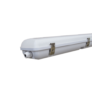 ESR 30w Single 5Ft Vapour Proof LED Fitting