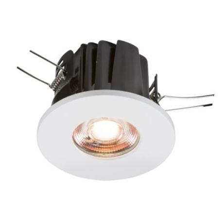 KnightsBridge 230V IP65 8W Fire-Rated Valknight LED Downlight