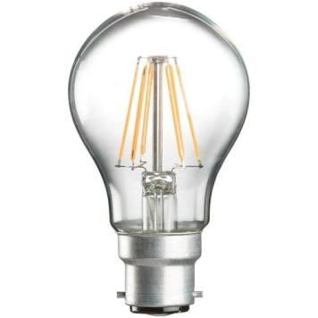 KnightsBridge 8W BC GLS LED Bulb