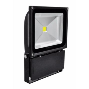Lighthouse IP65 Ultra Efficient LED Black Aluminium Floodlight - 80 Watt
