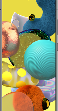 Samsung Galaxy A51 5G (128GB Black) at £9.00 on Unlimited Max with Entertainment (24 Month(s) contract) with UNLIMITED mins; UNLIMITED texts; UNLIMITEDMB of 5G data. £66.00 a month.