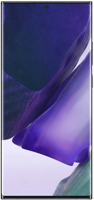 Samsung Galaxy Note20 Ultra 5G (256GB Mystic Black) at £49.00 on Red (24 Month(s) contract) with UNLIMITED mins; UNLIMITED texts; 24000MB of 5G data. £71.00 a month.