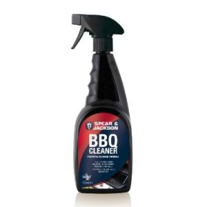Spear & Jackson BBQ Cleaner 750ml