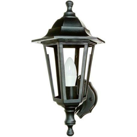 Timeguard 4W LED Carriage Lantern - Black