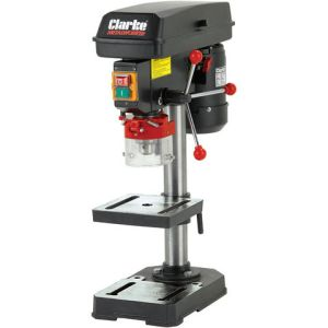 15% Off Weekend Clarke CDP102B 5 Speed Bench Mounted Drill Press (230V)