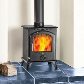 15% Off Weekend Clarke Carlton II 6.5kW Cast Iron Wood Burning Stove