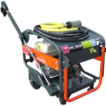 Altrad Belle Altrad Belle P081801RS PWX 08/180 Honda Petrol Powered Pressure Washer with Hose Reel